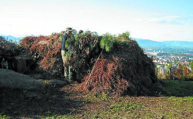 La prohibición de la caza en Ulia se debe a «motivos de seguridad»