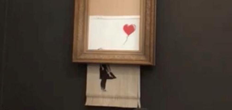 El arte de destruir una obra de arte
