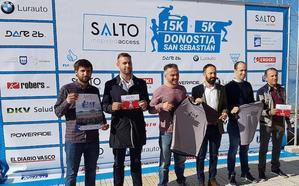 La Clásica 15K de San Sebastián espera llegar a los 3.500 participantes