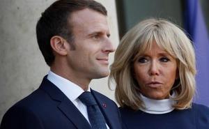 Brigitte Macron a su esposo: «¡Deja de hacer gilipolleces!»