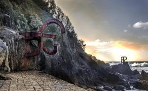 San Sebastián inicia el camino para que el Peine del Viento sea Patrimonio de la Humanidad