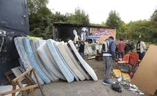 Desmantelan los servicios de solidaridad ciudadana en Irun a migrantes