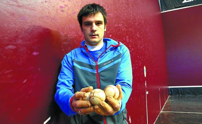 Danel Elezkano: «No he jugado nunca en Arnedo»