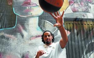 Jorge Gutiérrez: «Ahora mismo estoy al 70% de lo que puedo dar en la cancha»