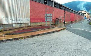 El PSE-EE propone mejorar los accesos a la antigua Sidenor
