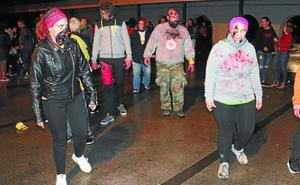 Un grupo local se adjudicó el segundo 'Survival Zombie'