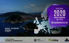Donostia será la sede del Congreso Mundial de Centros de Formación Profesional en 2020