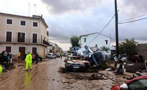 Una madre que salvó a su hija y una pareja británica, entre las víctimas mortales de la riada