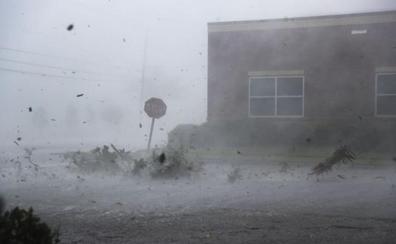 El monstruoso huracán 'Michael' devasta Florida