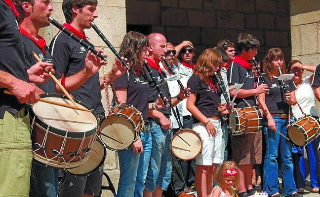 Concierto de txistu mañana en Bera y el sábado en Lesaka