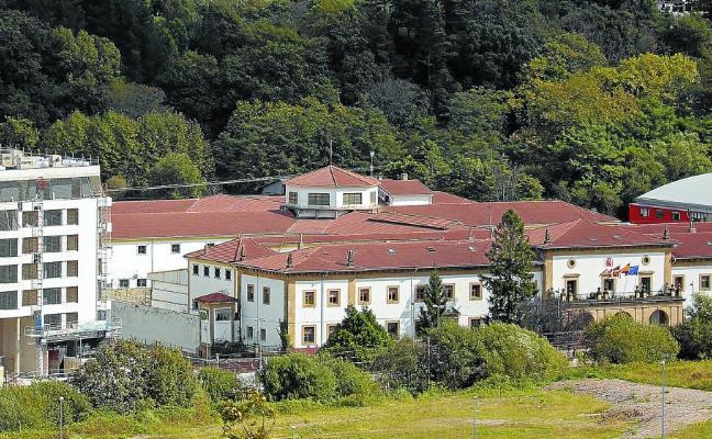La cárcel seguirá en Martutene hasta que se inaugure la de Zubieta