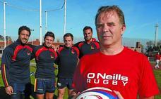 Santiago Santos: «Dos estilos de rugby de alto nivel» en el partido entre Samoa y Estados Unidos de Anoeta
