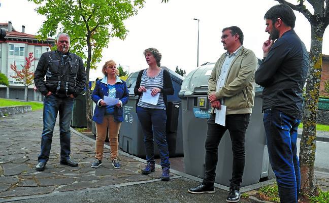 El Ayuntamiento cerrará el contenedor gris para dar nuevos pasos en el reciclaje