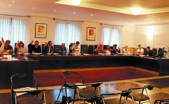 El Pleno aprobó parte de la moción de ADLOP sobre la transparencia de los grupos