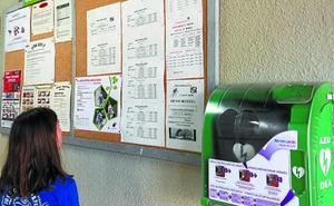 El 30% del parque de Gipuzkoa cuenta con desfibriladores instalados