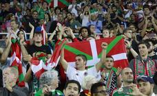 El partido entre Euskadi y Venezuela ha dejado bonitas instantáneas