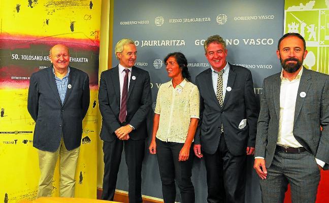 Tolosa lleva a Madrid la presentación de su Certamen de Masas Corales más especial