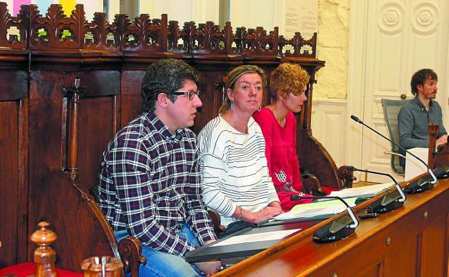 Orain Hernani critica el tratamiento del pleno a su moción sobre los olores