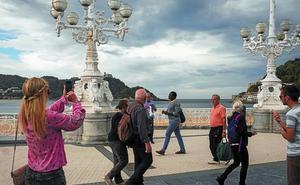 Los alojamientos de Gipuzkoa cuelgan el cartel de 'completo' para el puente del Pilar