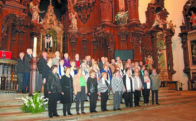 Jubilados y pensionistas de San Joxepe, inmersos en el XXII programa cultural