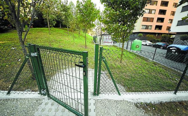 Abren el primer parque para perros