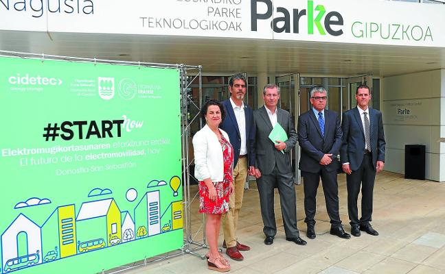 La Diputación afirma que su apuesta por la electromovilidad está garantizada