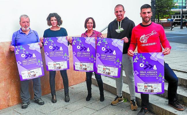 La carrera popular Oñati-Arrasate estrena nuevo recorrido