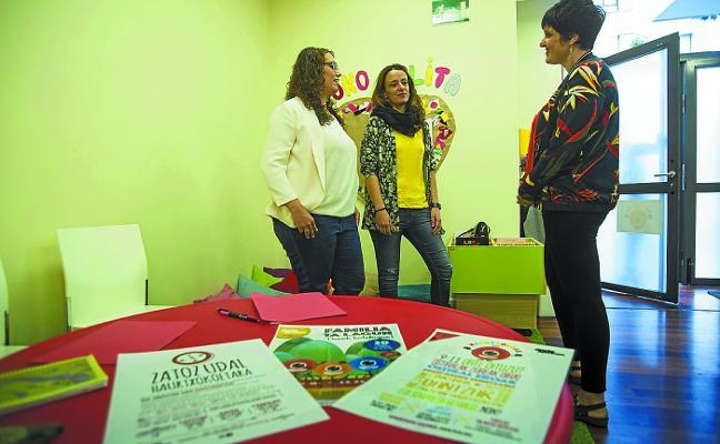 Los haurtxokos invitan a participar en sus programas a toda la familia