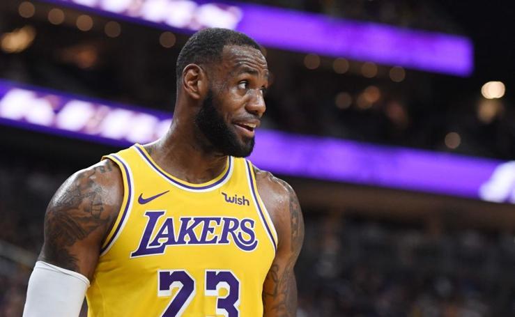 La NBA calienta motores