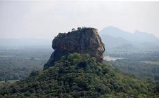 Sigiriya, el tesoro de Sri Lanka