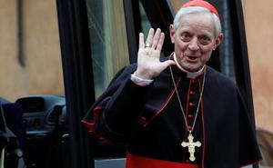 El Papa acepta la renuncia de un cardenal de Estados Unidos acusado de encubrir abusos