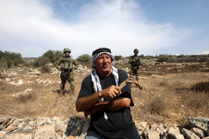 Seis palestinos muertos por disparos de soldados israelíes en Gaza