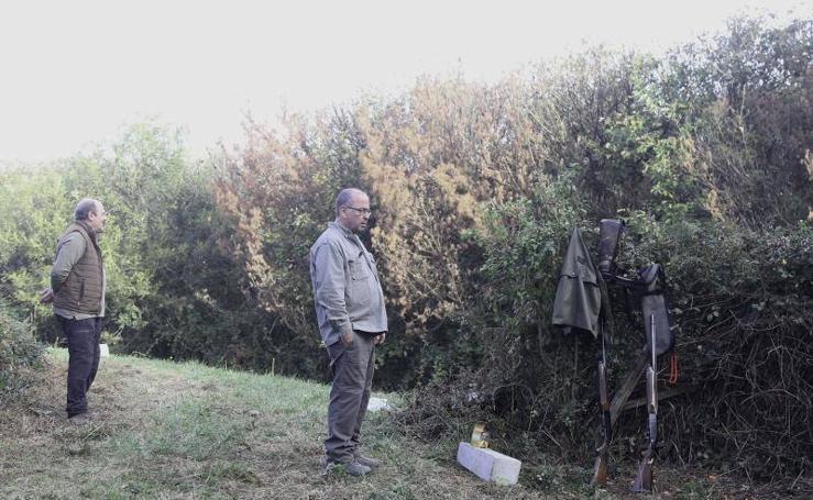 Apertura de la temporada de caza menor