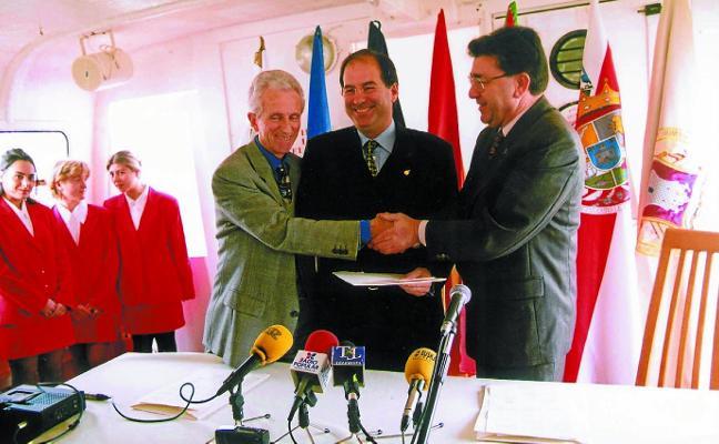 20 años de alianza transfronteriza