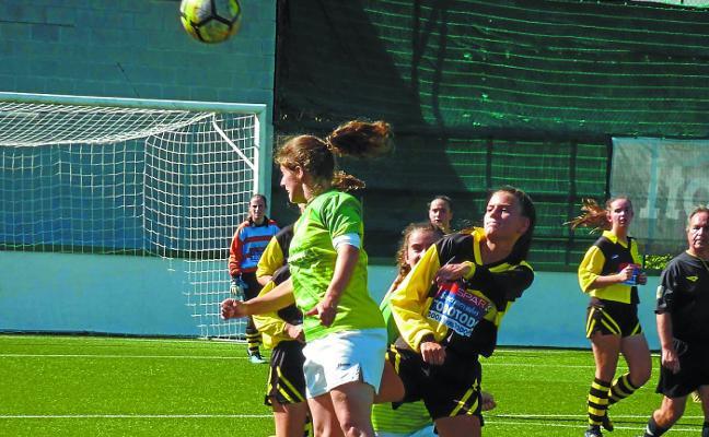 Dura derrota en casa que no refleja el esfuerzo realizado por las jugadoras del Beti Gazte