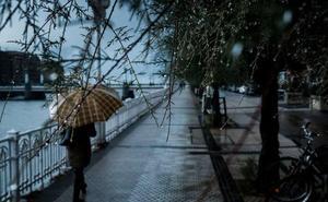 Del calor al aviso amarillo por lluvias