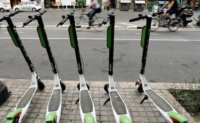 Los patinetes eléctricos reclaman su espacio en las ciudades