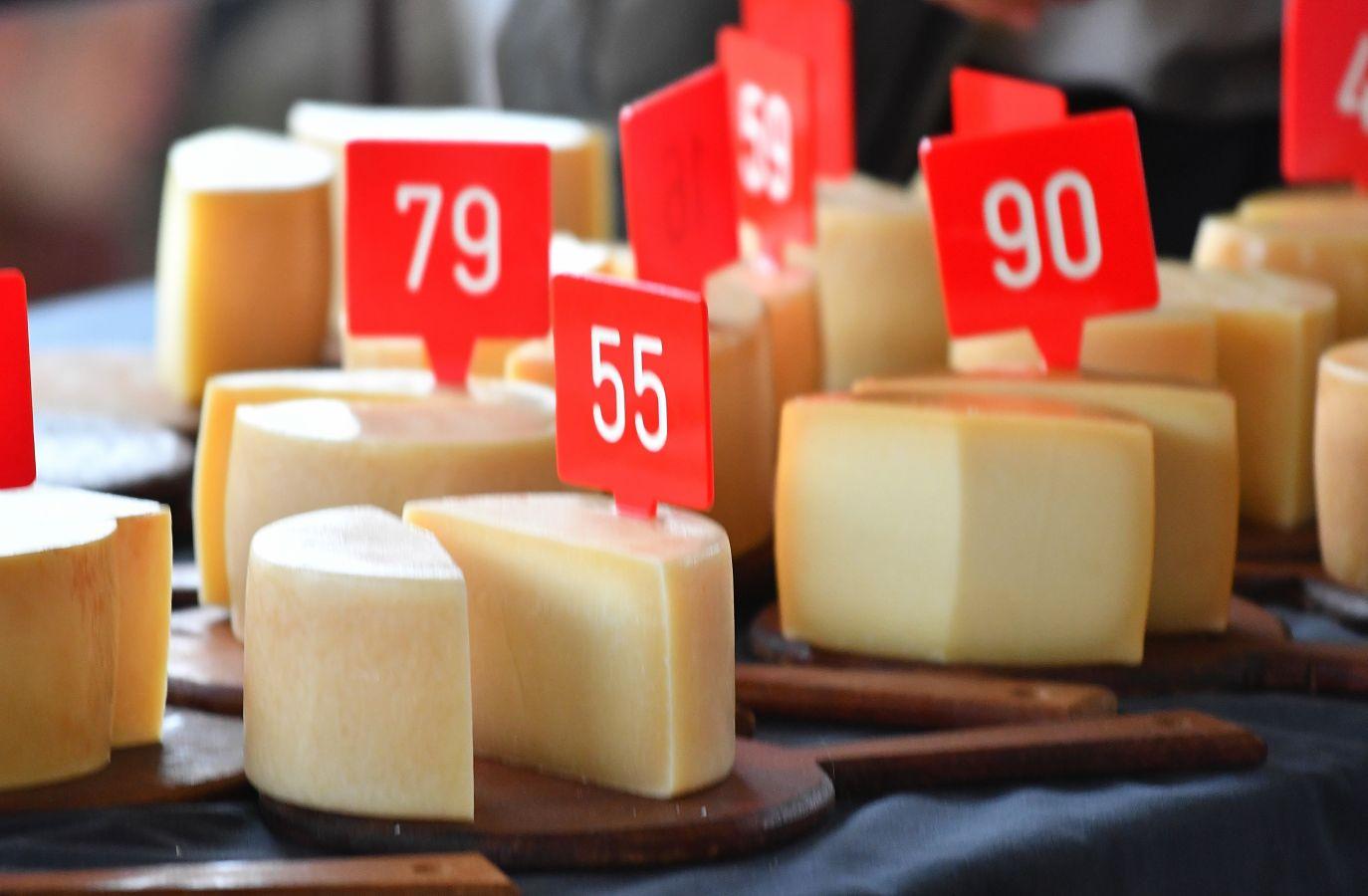 El queso, protagonista en Idiazabal