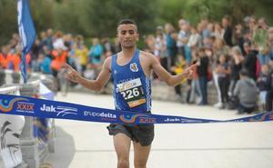 Fácil victoria para los marroquíes Hassan Oubaddi y Majida Mayouf