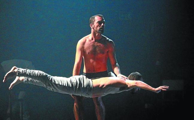El mundo ritual se adapta al teatro