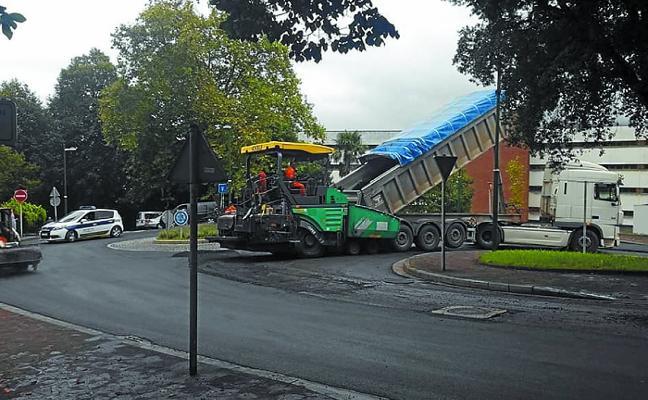 El plan de asfaltado arrancará esta semana en Vista Alegre