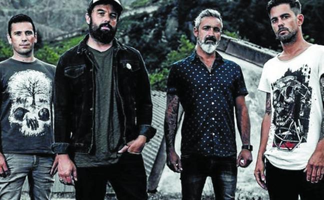 Eraso! publica nuevo disco, 'Inoren lurretan'