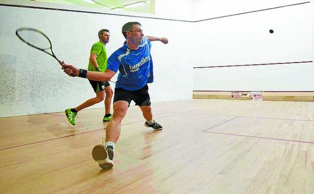 Musakola acogerá el Campeonato Debagoiena de squash