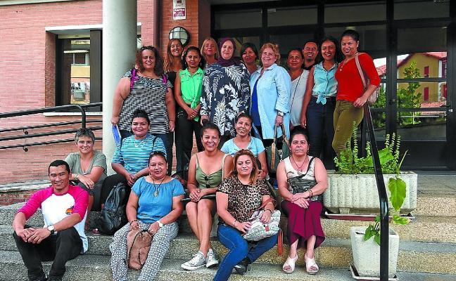 40 personas integran el primer curso para formar a cuidadores de mayores dependientes