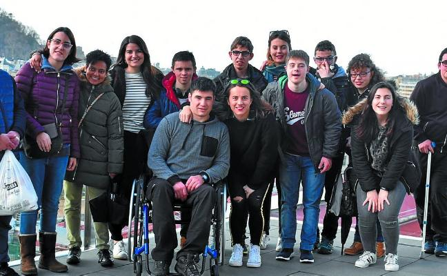 Atzegi busca oportunidades para las personas con discapacidad intelectual