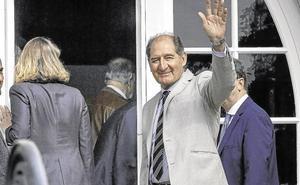 Currin se reunirá con Urkullu, Etchegaray, Mendia y Rodríguez