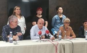 Todos los sindicatos piden otra política de presos y se adhieren a la manifestación del sábado