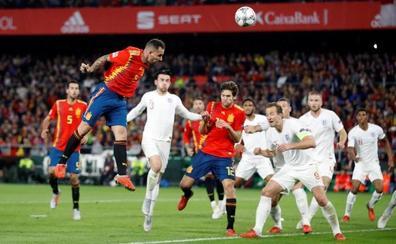 Inglaterra devuelve a España al pasado