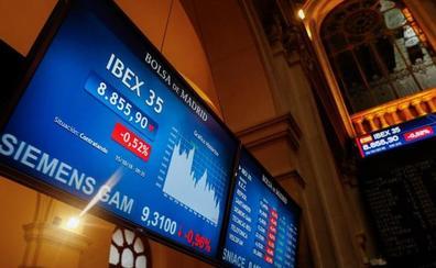 El Ibex-35 cierra en verde gracias a los grandes valores y pese al hundimiento de Dia