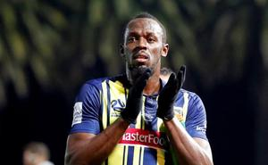 Usain Bolt, indignado por un control antidopaje